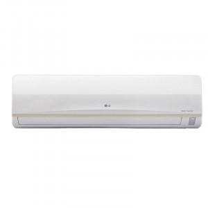 LG 2.0 Ton  3 Star  JS-Q24PUXA Split Air Conditioner (White)