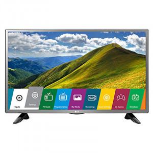 LG 80 cm (32 inches) 32LJ522D HD Ready LED TV  (Black)