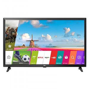 LG 80 cm  (32 inches) 32LJ616D  Hd Slim  LED SMART TV (Black)