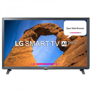 LG 80 cm (32 inches) 32LK616BPTB HD Ready LED Smart Television (Black