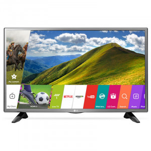 LG 80cm (32 Inches)32LJ573D HD READY LED TV (Black)