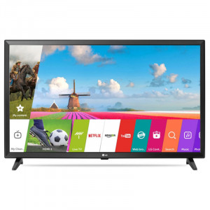 LG 80cm (32 Inches) 32LJ618U HD READY LED SMART TV (Black)