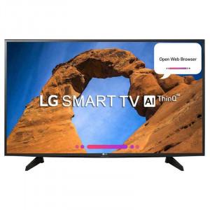 LG 81.3 cm (32 inches) 32LK628BPTF HD Ready LED Smart Television (Black)