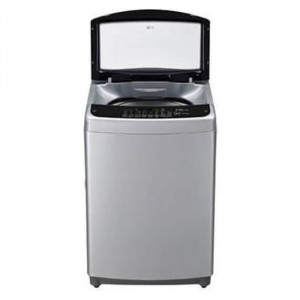LG SMART INVERTER(TURBO DRUM) Fully Automatic Top Load Washing Machine (Silver)