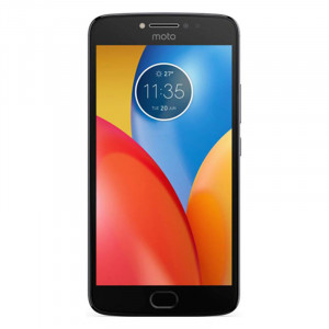 Motorola Moto E Plus (Black)