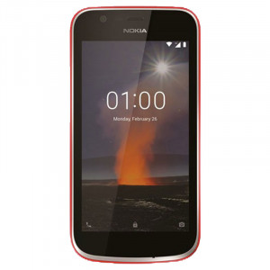 Nokia 1 Android Warm Red,1 gb