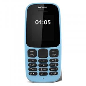 Nokia 105 (Blue, 4 MB)