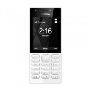 Nokia 216 Dual SIM (White)