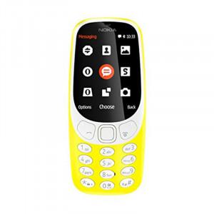 Nokia 3310 Dual Sim(Yellow)