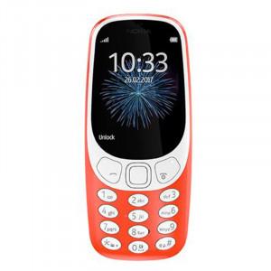 Nokia 3310 (Warm Red)