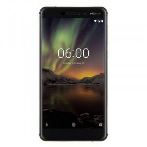 Nokia 6.1 (Blue & Gold, 64GB)