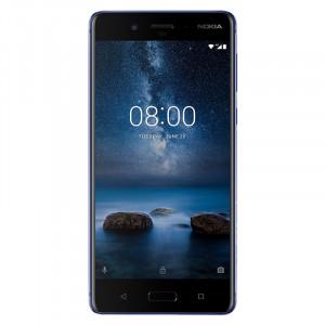 Nokia 8 (Polished Blue, 64GB)