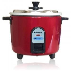 Panasonic 1 L SR-WA10(Z9) Electric Rice Cooker(Burgandy)
