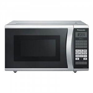 Panasonic 23 L Grill Microwave Oven (NN-GT342M, Silver)