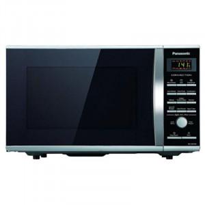 Panasonic 27 L Convection Microwave Oven  (NN-CD674MFDG, Black)