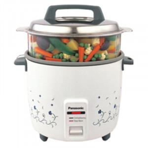 Panasonic SR-WA22-Z9 750-Watt Rice Cooker (White)