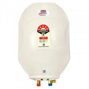 Polar 15 L Galaxy 5 Star Water Geyser (White)