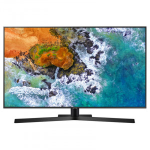 Samsung  108 cm (43 inches) UA43NU7470UXXL  NU7470 Smart 4K UHD Television  (Black)