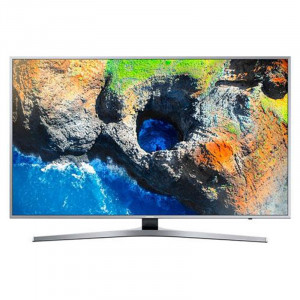 Samsung 125 cm (50 inches) UA50MU6100KLXL UHD 4K Smart TV (Black)