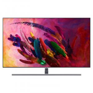 Samsung 138 cm (55  inches) QA55Q7FNAKXXL  Q7F 4K Smart QLED Television  (Black)