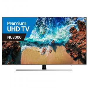 Samsung 139 cm   (55 inches) UA55NU8000KLXL/XXL Smart 4K Ultra HD LED LCD Television  (Black)