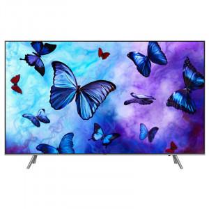 Samsung  163 cm (65  inches)QA65Q6FNAKXXL Q6F 4K Smart QLED Television  (Black)