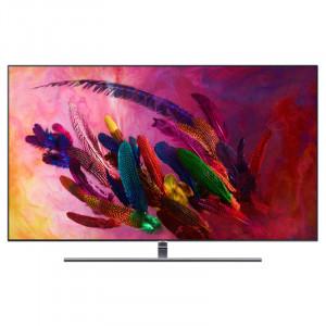 Samsung 189 cm (75  inches) QA75Q7FNAKXXL  Q7F 4K Smart QLED Television (Black)
