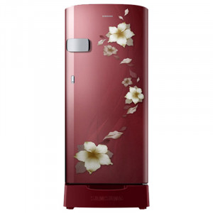 Samsung  192 L 2 Star RR19N1Z22R2/HL Single Door Refrigerator (Maroon)
