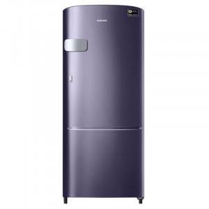 Samsung 192 L 5 Star RR20M1Y2XUT-HL/ RR20M2Y2XUT-NL Direct Cool Single Door Refrigerator (Pebble Blue)