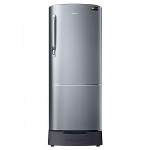 Samsung 192 L RR20N182ZS8 HL 3 Star Direct Cool Single Door Refrigerator (Silver)