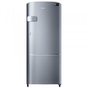 Samsung  212 L RR22M2Y2ZS8/NL INV 3 Star Direct Cool Single Door Refrigerator (Elegant Inox)