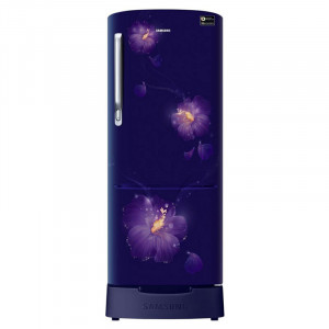 Samsung 230 L RR24M285ZU3NL 3 Star Single Door Refrigerator (Blue)