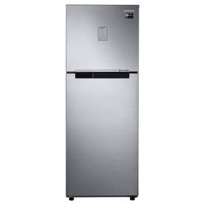 Samsung 253 L 4 Star RT28M3424S8/HL Frost Free Double Door Refrigerator (Elegant Inox)