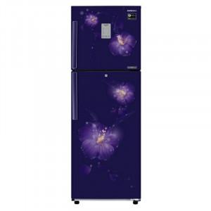 Samsung 253 L 4 Star RT28M3954U3/HL / RT28M3954U3/NL Frost Free Digital Inverter Refrigerator (Rose Mallow Blue)