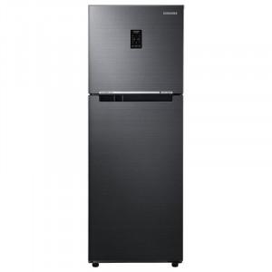 Samsung 253 L RT28M3743BS/NL / RT28M3743BS/HLFrost Free Digital Inverter Refrigerator (Black Inox)