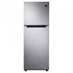 Samsung 253 L RT28N3022S8/HL  2 Star Double Door Refrigerator (Elegant Inox)