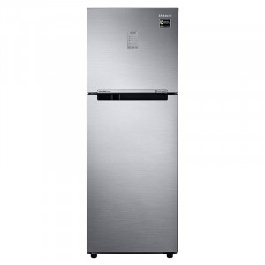 Samsung 253 L RT28N3722SL/NL 2 Star Inverter Frost-Free Double-Door Refrigerator (Real Stainless)
