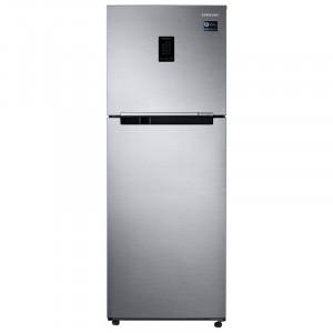 Samsung 324 L RT34M5518S8/HL 3 Star Frost Free Double Door Refrigerator (Elegant Inox)