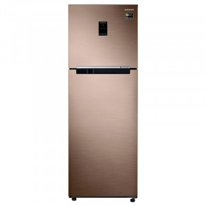 Samsung 345 L RT37M5538DP/HL 3 Star Inverter Frost-Free Double-Door Refrigerator (Refined Bronze)