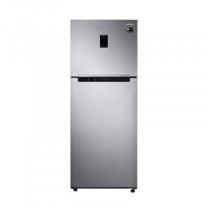 Samsung 394 L 3 Star RT39M5538S8/TL Frost Free Double Door Refrigerator (Elegant Inox)