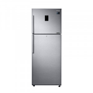 Samsung 415 L 3 Star RT42K5468SL/TL Frost Free Double Door Refrigerator (Easy Clean Steel)