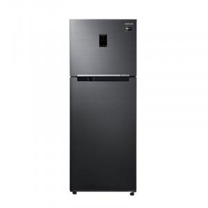 Samsung 415 L 3 Star RT42M5538BS/TL Frost Free Double Door Refrigerator (Elegant Inox)