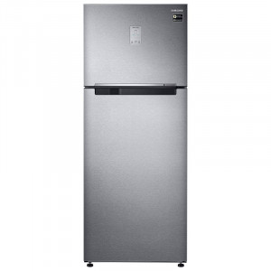 Samsung 465 L RT47M623ESL/TL 4 Star Frost Free Double Door Refrigerator (Real Stainless)