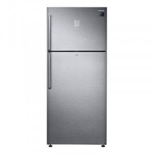 Samsung 551 L 3 Star RT56K6378SL/TL Frost Free Double Door Refrigerator (Easy Clean Stell)