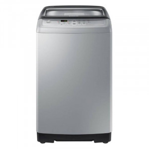 Samsung 6.2 kg WA62M4100HV/TL Fully Automatic Top Load Washing Machine (Silver & black)