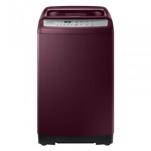 Samsung 6.5 kg WA65M4000HP/TL Fully Automatic Top Load Washing Machine (Maroon)