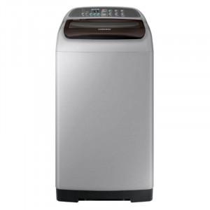 Samsung 6.5 kg WA65M4300HA/TL Fully Automatic Top Load Washing Machine (Silver)