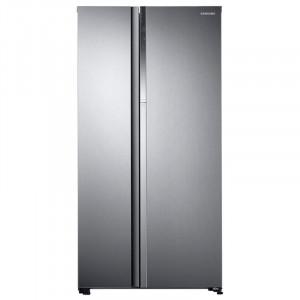 Samsung 674 L RH62K60A7SLTL Frost Free Side-by-Side Refrigerator  (Stainless Steel)
