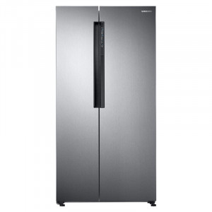 Samsung 674 L RS62K60A7SL/TL Frost Free Side-by-Side Refrigerator (Stainless Steel)
