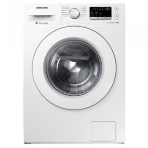 Samsung 7.0 kg WW70J4243MW Front Loading Washing Machine (White)